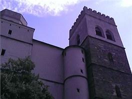 Fotka z HTC EVO 3D (hrad)