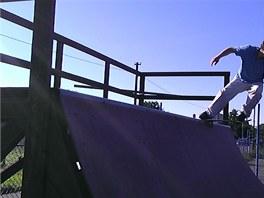 Fotka z HTC EVO 3D (skate)