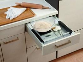 Vestavnou kuchyňskou váhu Ritter můžete mít v několika rozměrech, cena (bez