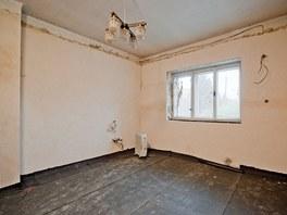 Původní obývací pokoj