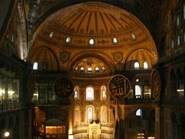 Istanbul. Chr�m Hagia Sophia
