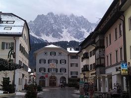 Městečko Innichen