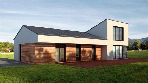 Architektonický atelier - rodinný dům