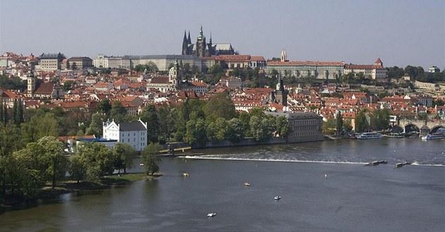 Pra�ský hrad