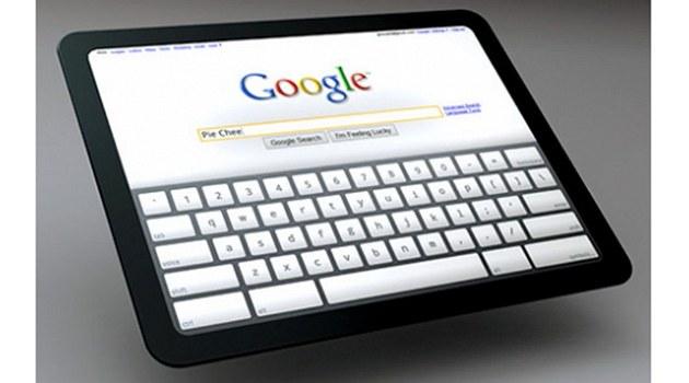 Google chystá sv�j první tablet. Ponese jméno Nexus