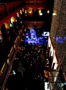 Klubové večery v Dům Pánů z Lipé mají neopakovatelnou atmosféru