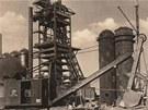 Na stavbě ostravské Nové huti postupně pracovalo až sedmdesát tisíc lidí. V