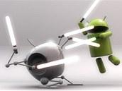 iOS ve v�no�n�ch prodej�ch z�ejm� p�ed�il platformu od Googlu