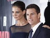 Tom Cruise a Katie Holmesov�
