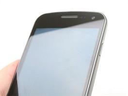 Recenze Galaxy Nexus telo