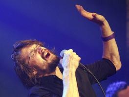 Dan Bárta - koncert Pocta VH v pražské Lucerně (23. prosince 2011)