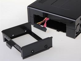 Sencor SHR 9500T - HDD šuplík