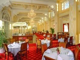 Restaurace Praha v hotelu Imperial