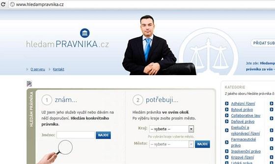 Hledámprávníka.cz