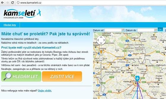 Kamseletí.cz
