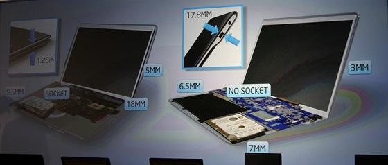 Ultrabooky jsou na trhu teprve n�kolik m�s�c�. Jejich p��chod v�ak znamenal pro