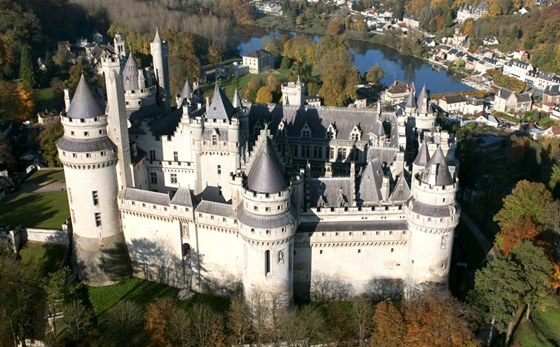 Hrad Pierrefonds