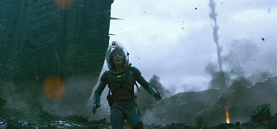 Ve filmu Prometheus Ridleyho Scotta si zahr�la i Noomi Rapaceov�, kter� zaujala
