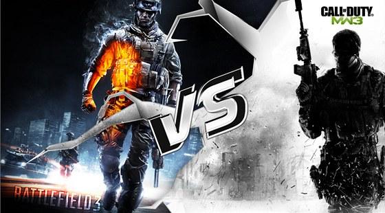 Battlefield 3 vs. Modern Warfare 3
