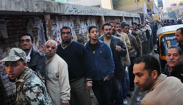 T�etí etapa egyptských parlamentních voleb (3. ledna 2012)