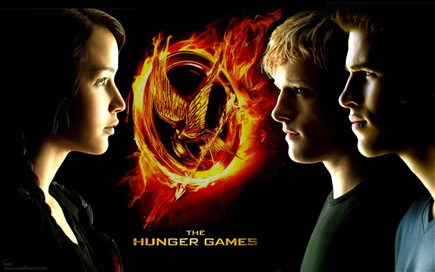 Twilight sága vyklízí pozice, rok 2012 asi bude patřit hunger