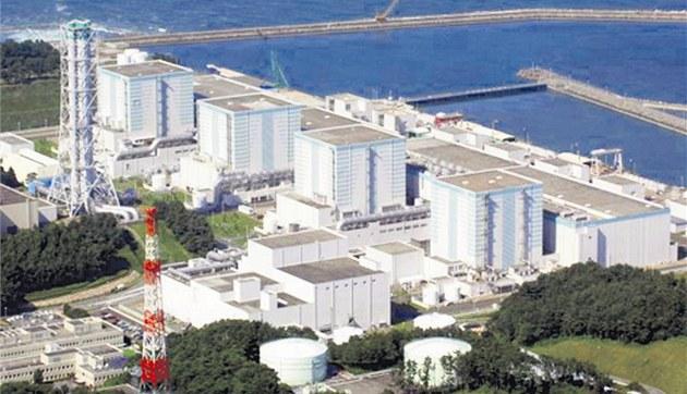 Japonská jaderná elektrárna Fuku�ima.