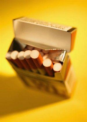 Farmakologicky je nikotin tvrdou drogou stejn� jako heroin nebo kokain