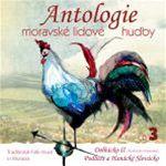 Antologie moravské lidové hudby 3