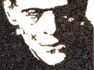 Vik Muniz: Frankenstein (z kaviáru)