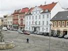 Náměstí ve Dvoře Králové nad Labem