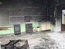 Obyvatele ubytovny v rychnovské Jiráskově ulici museli hasiči kvůli požárů