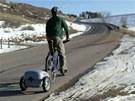 Tažný vozík lze použít k jakémukoliv kolu.