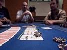 V pokerovém klubu Showdown v Praze se uskutečnil Protestní Turnaj Asociace