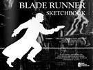 """Ob�lka"" knihy skic k filmu Blade Runner, kter� je voln� p��stupn� na internetu."