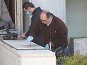 V Athenách, kde došlo ke krádeži tří vzácných maleb Picasse, už se rozjelo