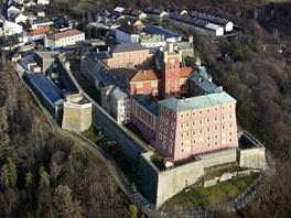 Věznice na Mírově.