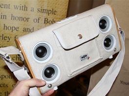 Novinka pro rok 2012 značky House of Marley. Boombox a dokina pro iPod nazvaná