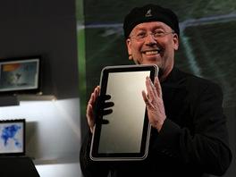 Eden Mooly z Intelu p�edv�d� jeden z hybridn�ch ultrabook�. Rozlo�en� se chov�