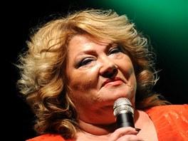 Věra Špinarová koncertovala 4. ledna 2012 v pražské Lucerně