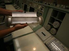 Zapomeňte na e-mail - když chtěl pracovník vesmírného střediska v 60. letech...