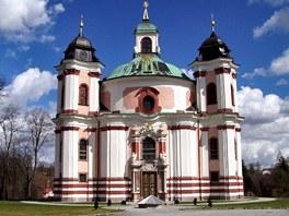 Stadl-Paura, kostel sv. Trojice