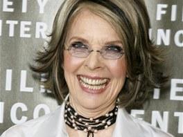 Herečku Diane Keatonovou miluje bulvár pro její minulost a především vztahy s