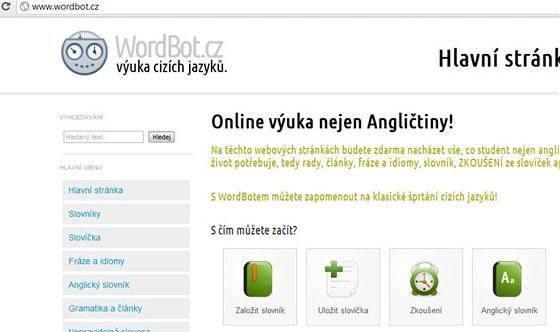 WordBot.cz