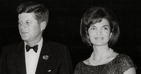 Skvostný pár: JFK a Jackie. Rozhodně však nebyla jedinou ženou jeho života.