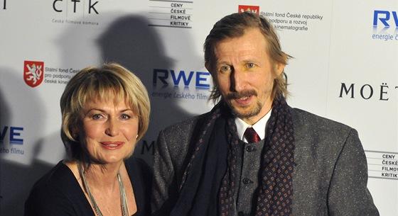 Ceny české filmové kritiky za rok 2011: Eliška Balzerová s oceněným Vladimírem
