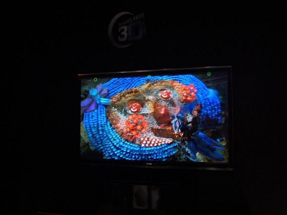 3D Televize Toshiba 55ZL2