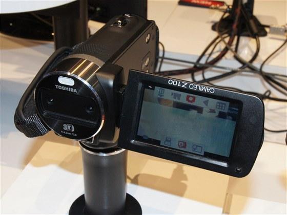 Digitální 3D kamera Toshiba Camelio Z100