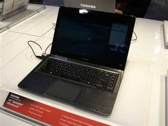 Ultrabook Toshiba Satellite