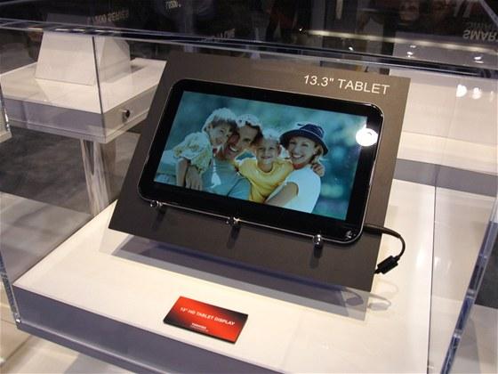 Koncepty tabletů Toshiba