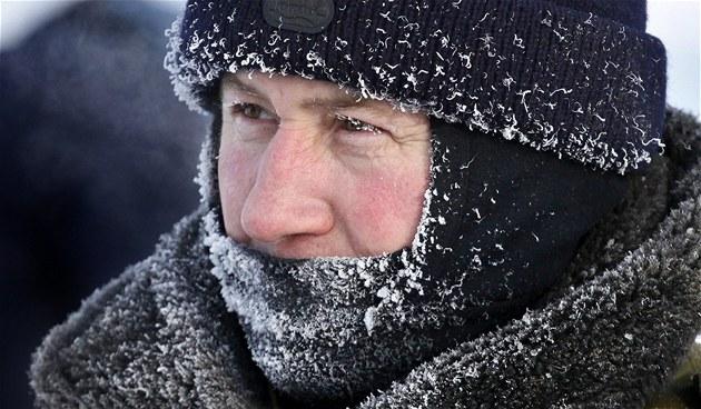 Meteorologové očekávají, že víkendové noci budou extrémně mrazivé (ilustrační foto) | foto: Reuters